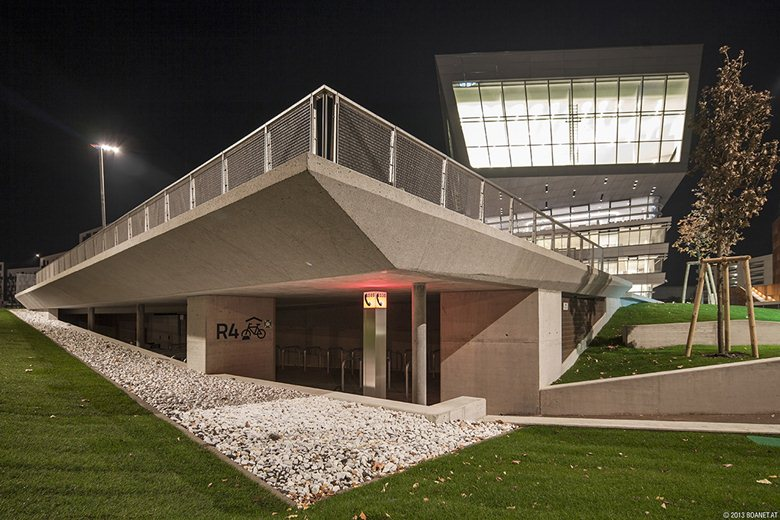 Masterplanning Campus WU