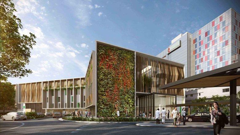 Ristrutturazione dell'ospedale di Cattinara e realizzazione della nuova sede del Burlo Garofolo