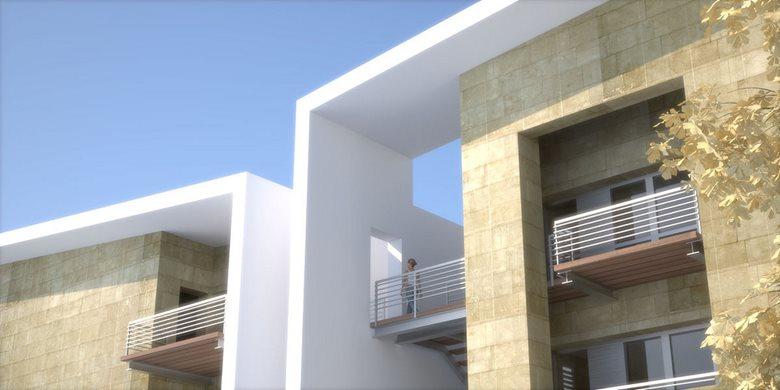 Residenze sperimentali al Borgo La Martella, Matera