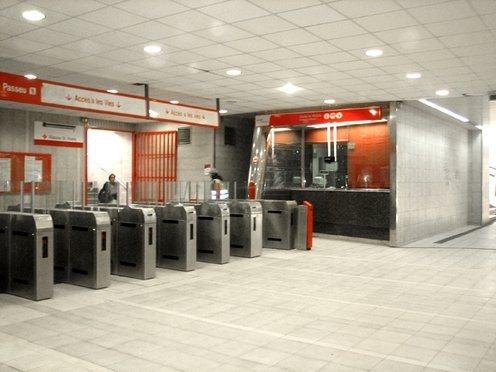 Estacion de Bellvitge