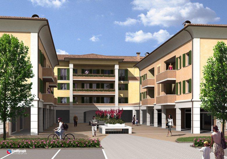 Piano particolareggiato residenziale