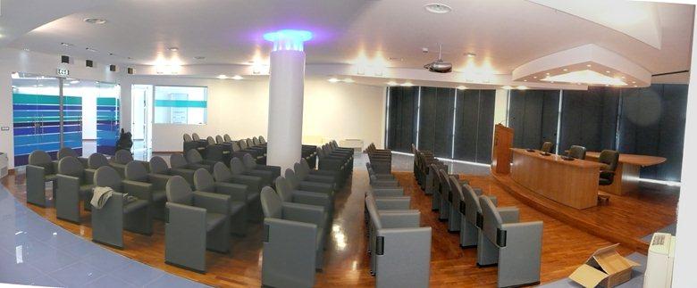 """sala polifunzionale """"Porto Antico"""""""