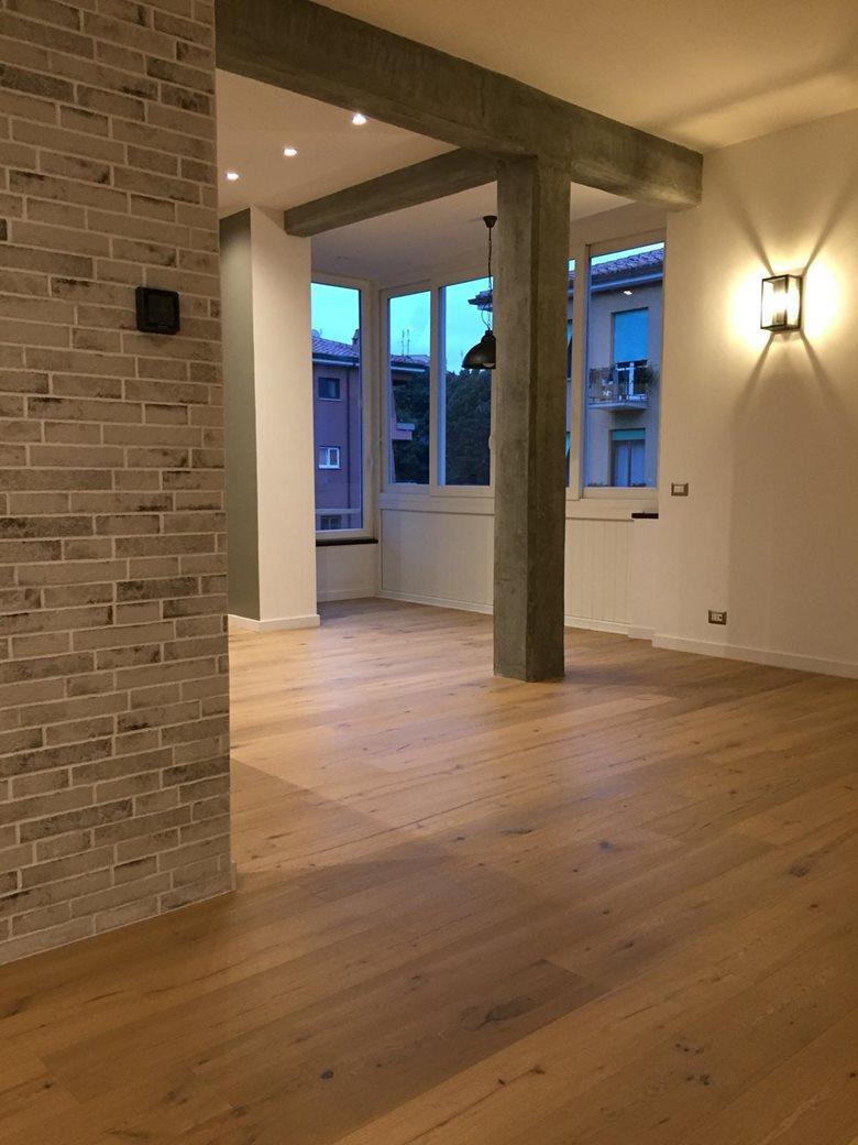 Ristrutturazione di un appartamento a Roma . 2019