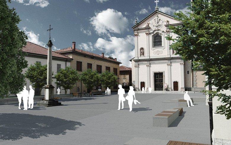 Piazza Santa Maria Nascente