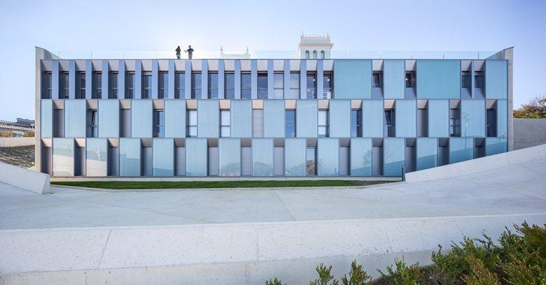 Jaizkibel student dormitory