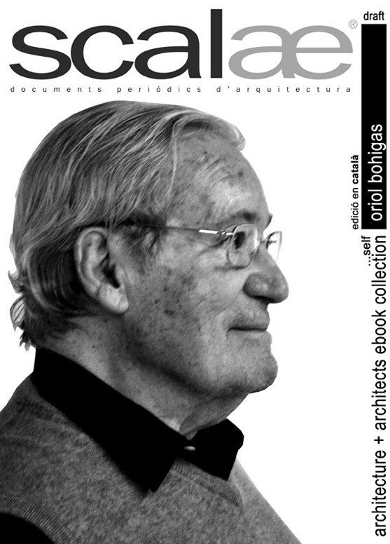 SCALAE ebook: Oriol Bohigas architect