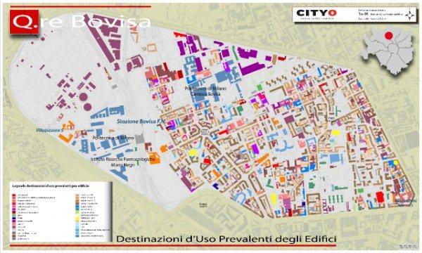 Analisi urbanistica/economica, CityO