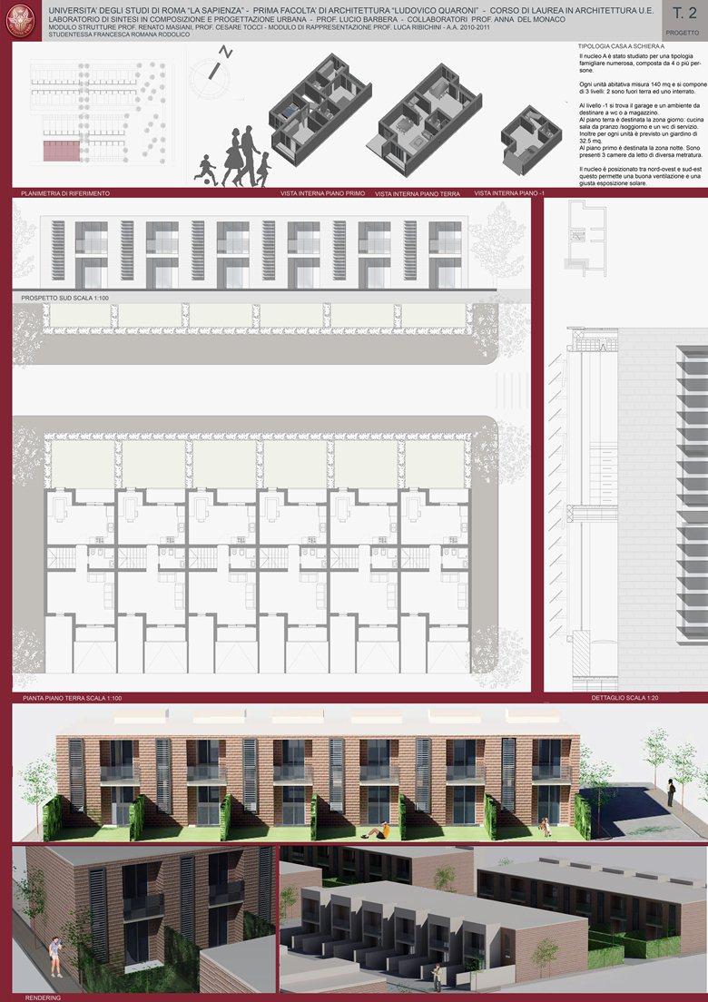 Progetto di espansione, nuove residenze a Gregna Sant'Andrea
