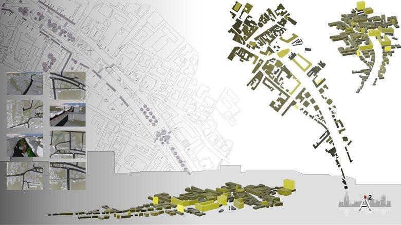 Progettazione Urbana - Piazza XXVII Ottobre - Mestre - Venezia