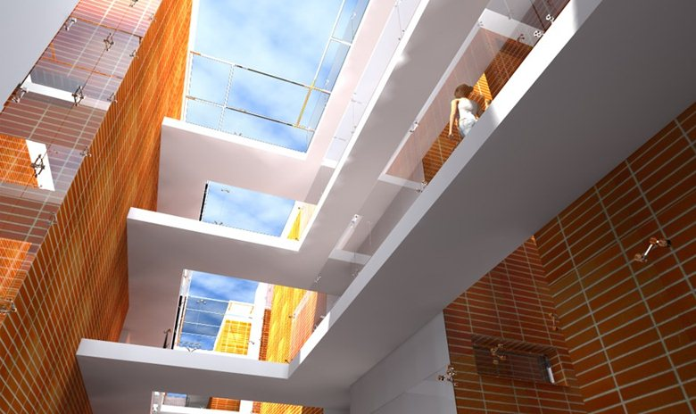 Progetto Edificio Residenziale