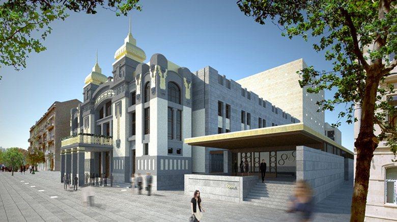 Teatro d'Opera, Baku