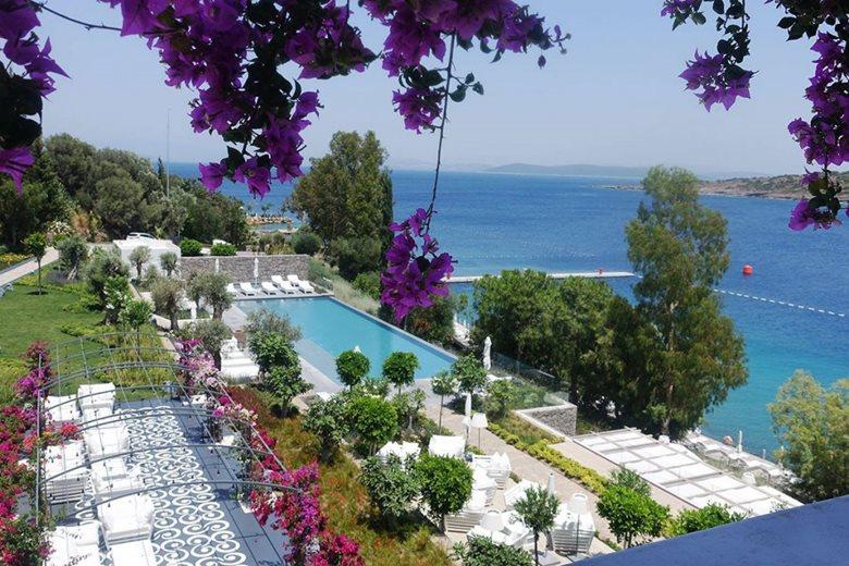 Resort sulle spiagge di Bodrum