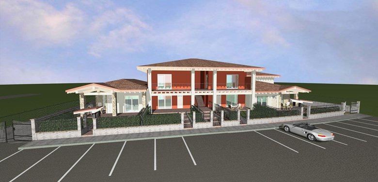 Nuovo complesso residenziale