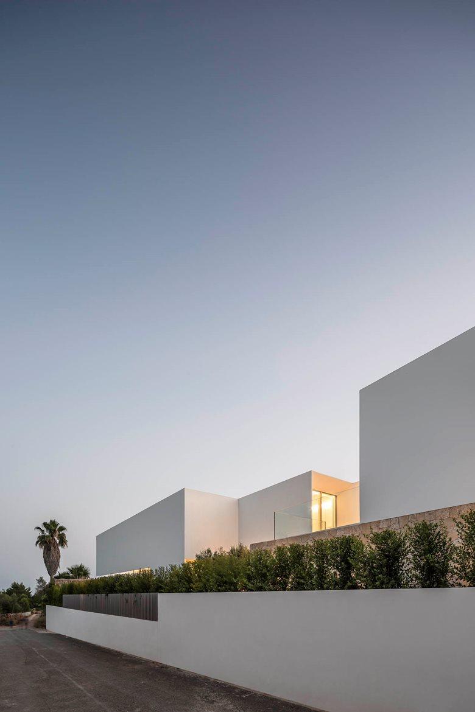 Three trees house