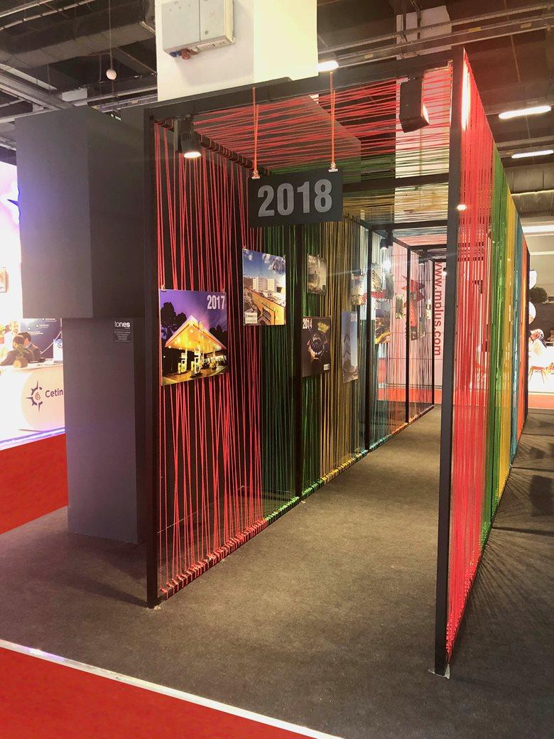 TSP Exhibition Stand