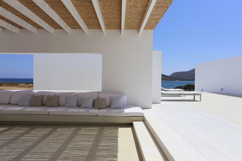 Private Beach Residence