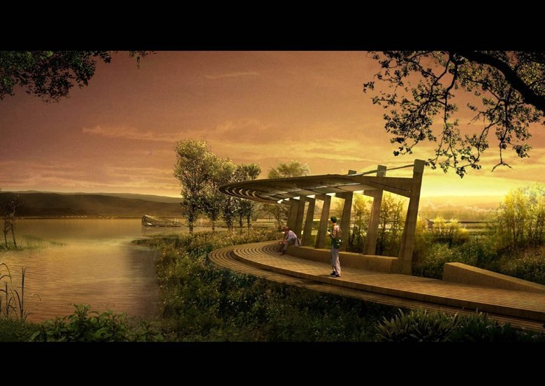 Sanya Wetland Park