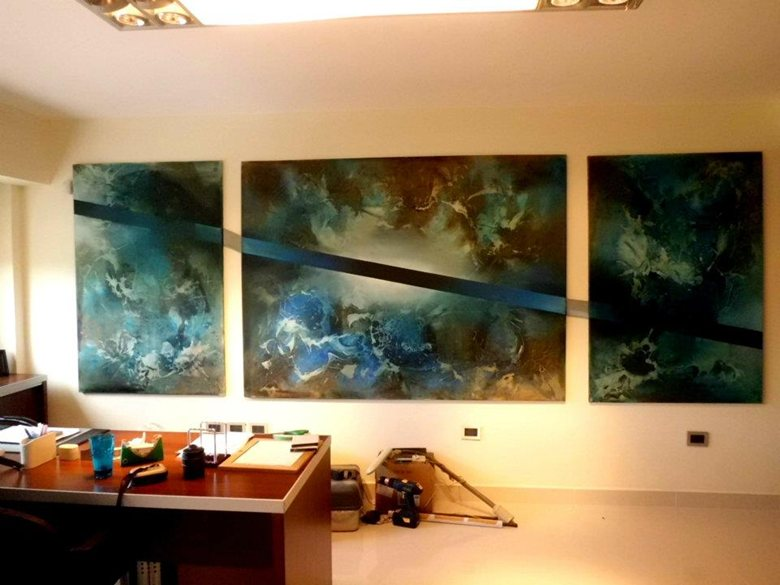 Diseño interior /murales