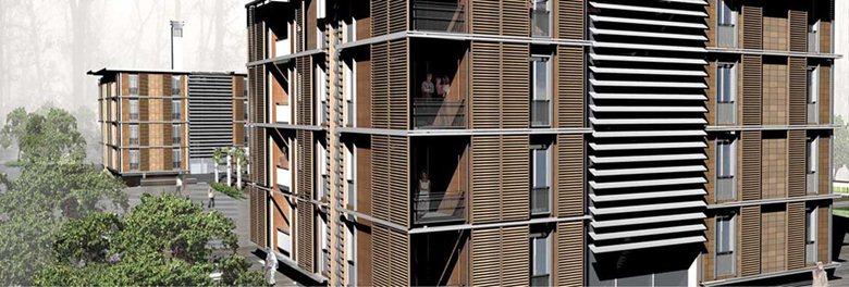 Edilizia residenziale pubblica bioclimatica