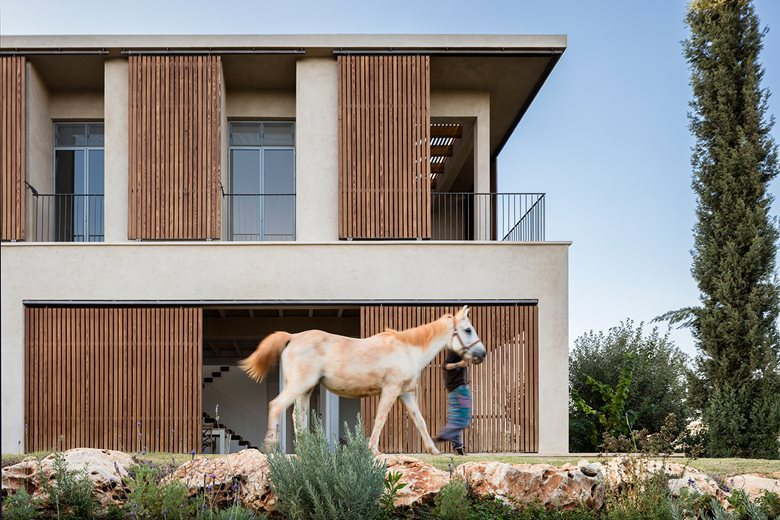 Residence in the Galilee