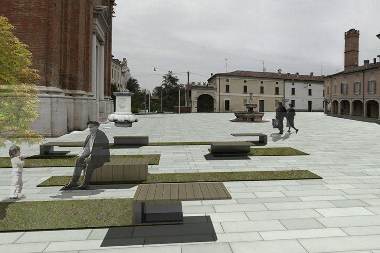 Riqualificazione di Piazza Veronica Gambara e degli spazi pubblici circostanti