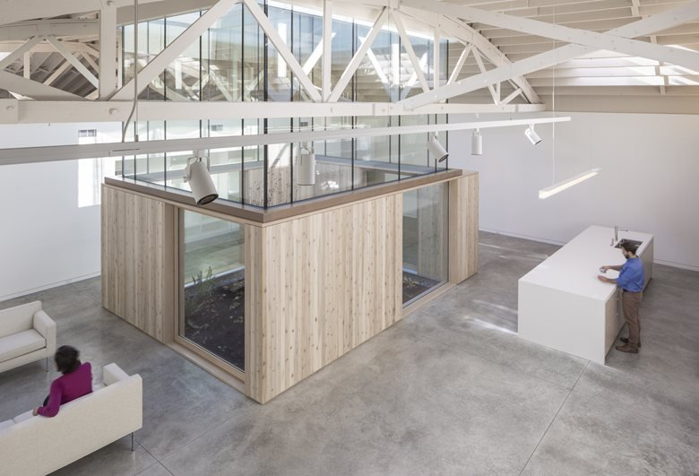 Bowstring Truss House