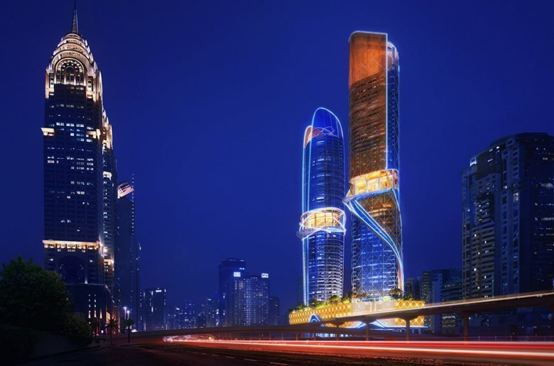 The Rosemont Hotel and Residences Dubai