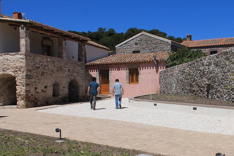 Lavori di Recupero dell'Ex Convento San Giacomo