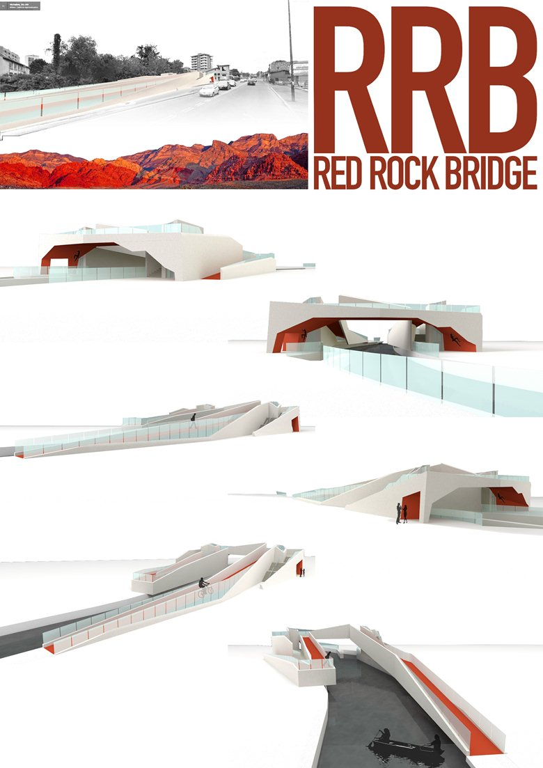 RED ROCK BRIDGE