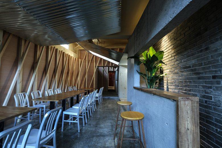 'Seed' Fangjia Hutong 12 Great Friend Outdoors Club