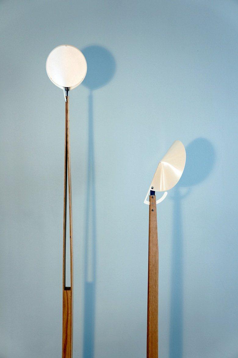 Radius lamp