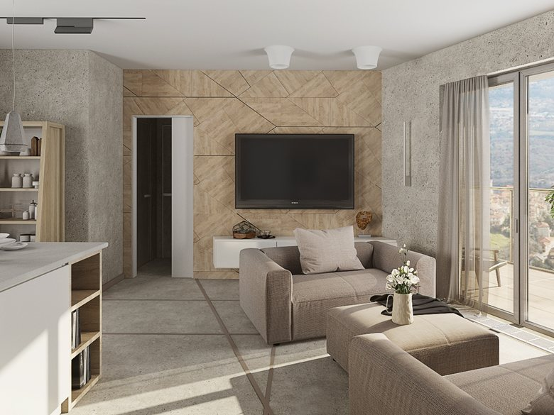 Two room apartament