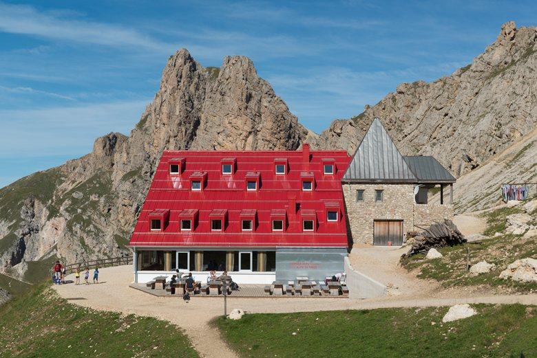 Rifugio Alpe di Tires - Tierser Alpl Schutzhaus