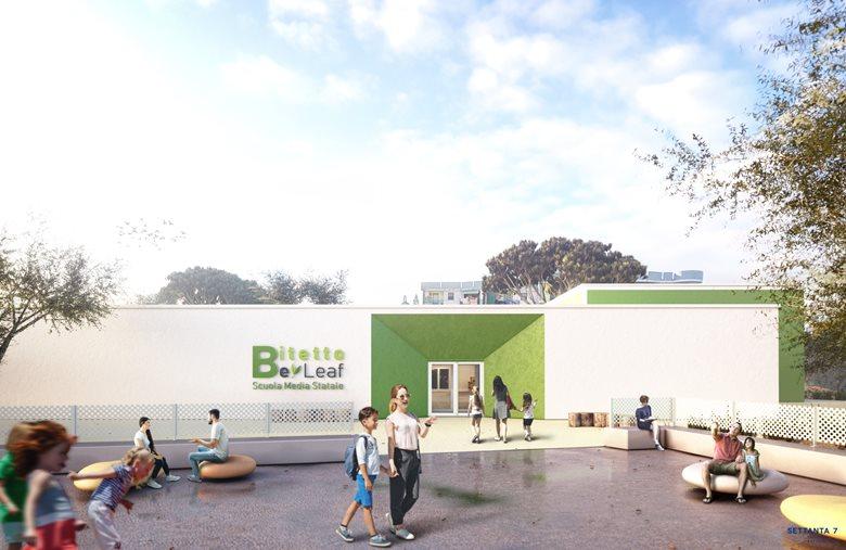 Nuova Scuola Media di Bitetto (BA)