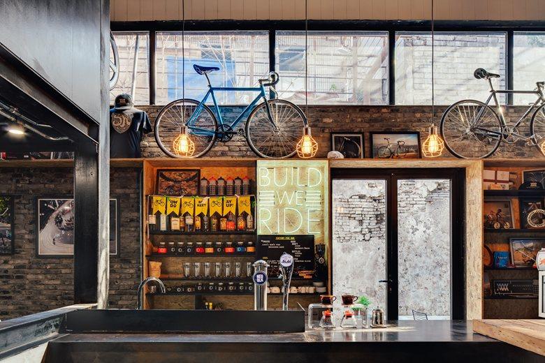 Factory Five Bike Shop