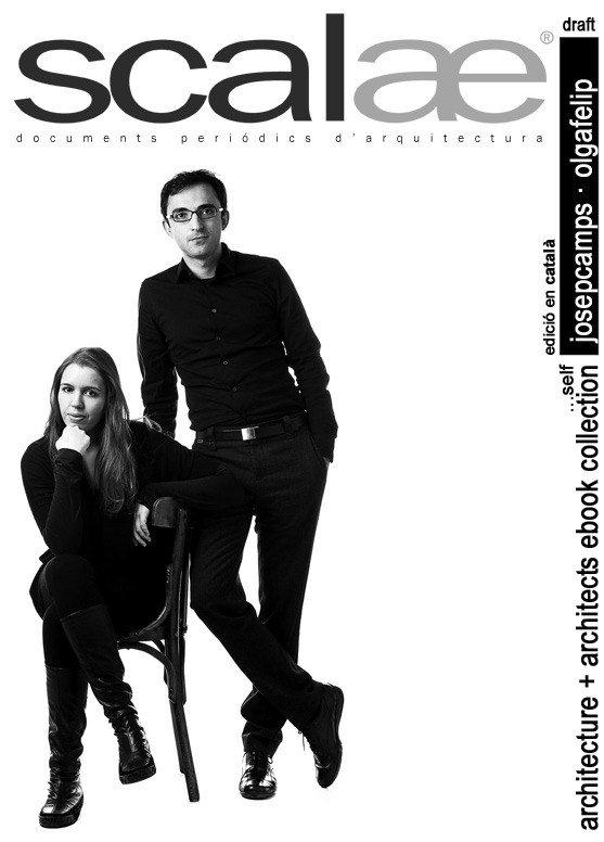 SCALAE ebook: Josep Camps & Olga Felip architects