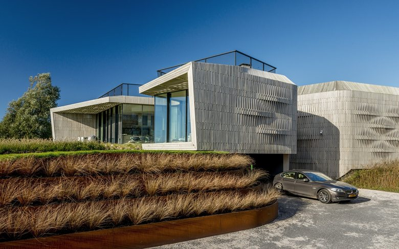 The W.I.N.D. House | UNStudio