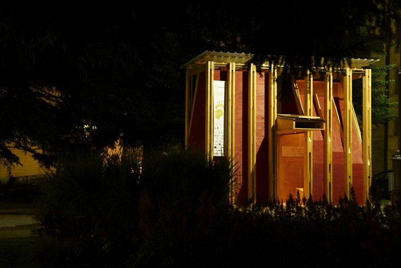 Architecture Dolomiti Pavilion