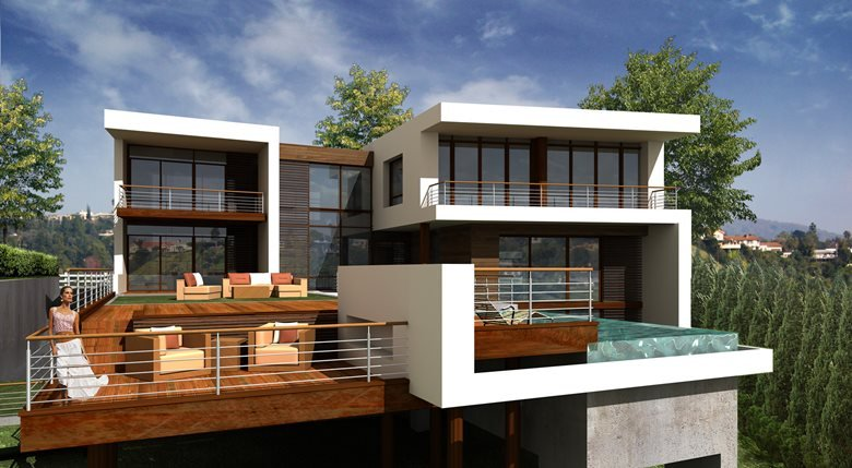 Rial Ln Residence   Bel-Air