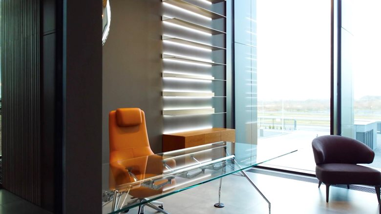 CEO OFFICE A