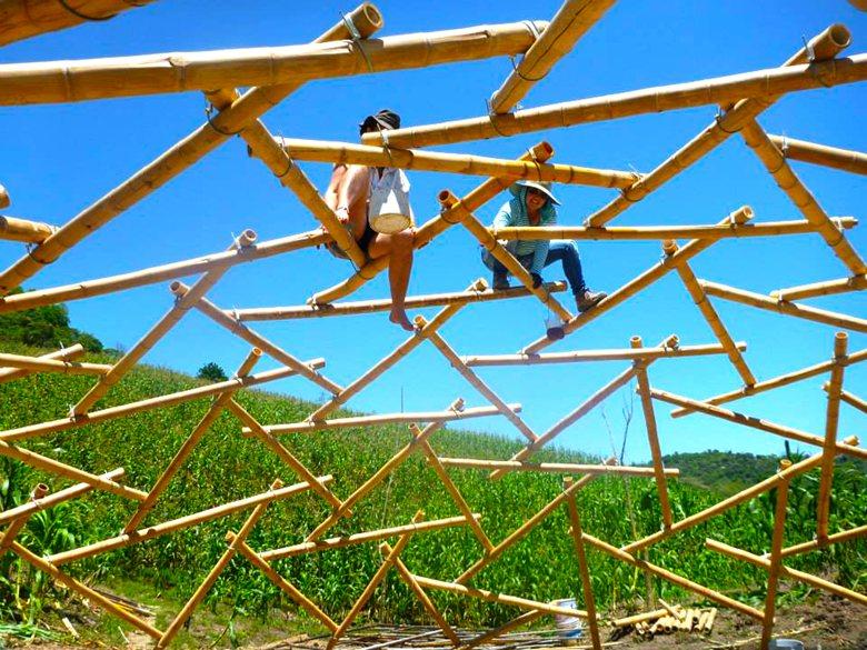 Workshop a Tlamaya (Messico)