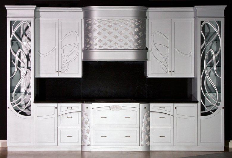 Art Nouveau Kitchen