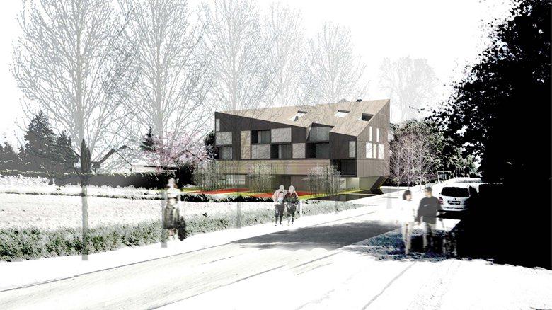 Edificio plurigenerazionale per residenze e servizi di quartiere