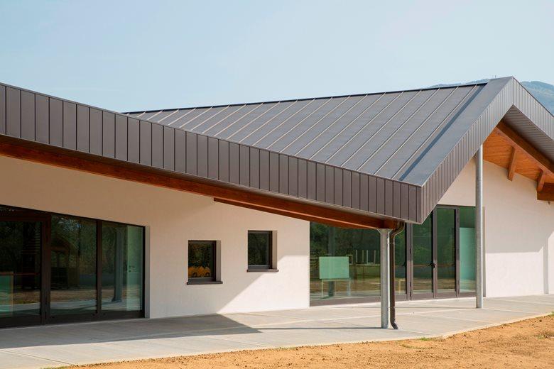 Costruzione della nuova scuola dell'infanzia d Castelfranco di Sopra (AR)