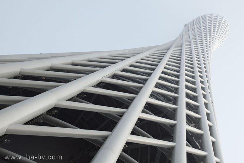 Guangzhou TV & Sightseeing Tower