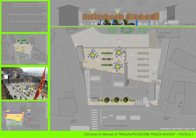 Riqualificazione Piazza Nuova
