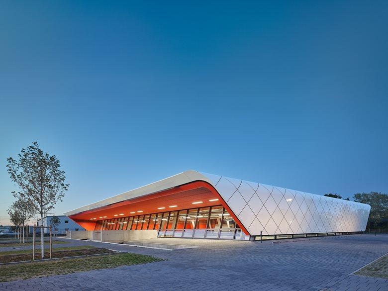 Sports Hall Pfungstadt
