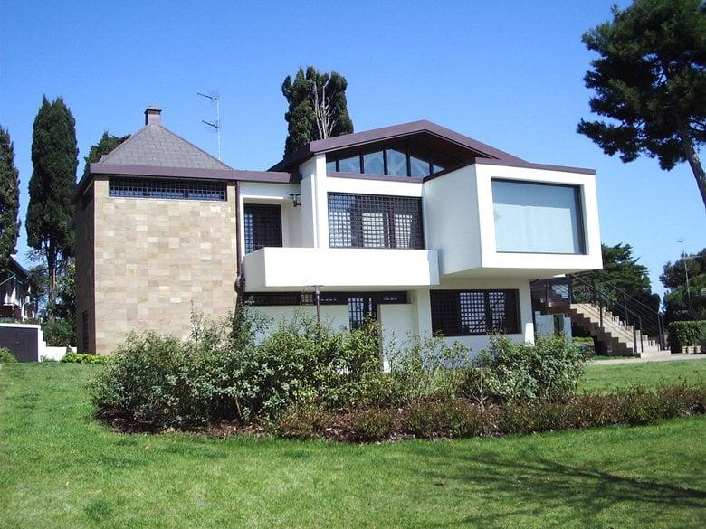 Una villa sulle colline di Rimini