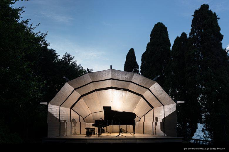 Palco Acustico for Stresa Festival 2021