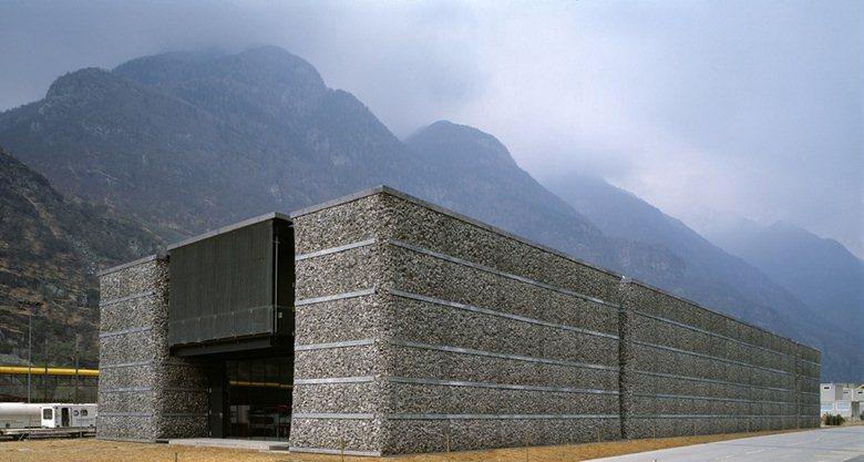Gotthard AlpTransit Visitor Center